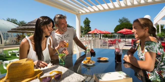 La plage service bar restaurant