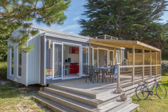 La Plage Lodge panoramique 4 pers premium