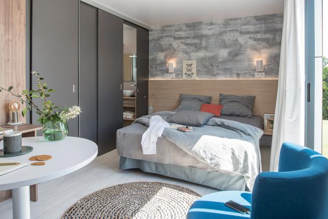 Cottage Premium 2 personnes chambre
